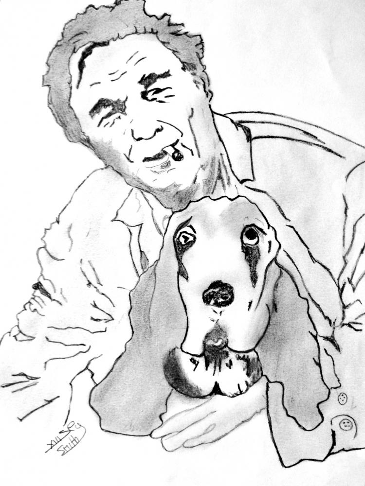 Peter Falk por Marseillais07